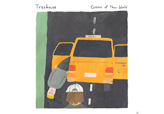 Treehouse - CENTRE OF THE WORLD - (Vinyl)