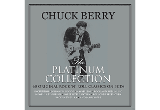 Chuck Berry - PLATINUM COLLECTION - (CD)