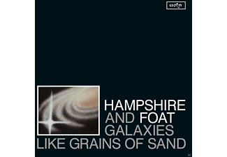 Hampshire & Foat - GALAXIES LIKE GRAINS OF SAND (2LP) - (Vinyl)
