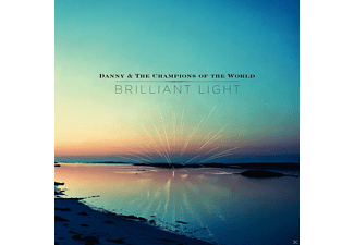 Danny, Champions Of The World - BRILLIANT LIGHT (HEAVYWEIGHT+MP3) - (LP + Download)