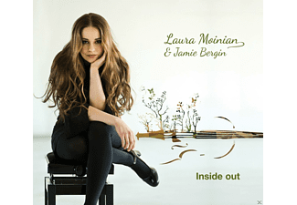 Laura Moinian, Jamie Bergin - INSIDE OUT - (CD)