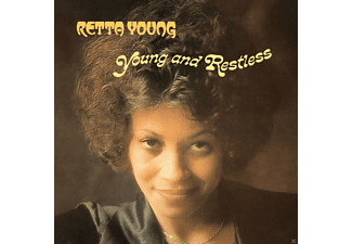 Retta Young - YOUNG AND RESTLESS (REMASTERED) - (Vinyl)