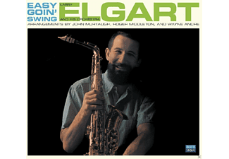Larry Elgart And His Orchestra - EASY GOIN SWING - (CD)