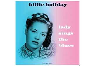 Billie Holiday - LADY SINGS THE BLUES - (Vinyl)
