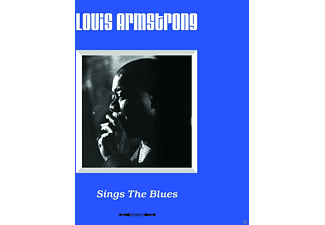 Louis Armstrong - SINGS THE BLUES - (Vinyl)