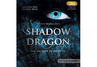 Shadow Dragon.Die falsche Prinzessin (1) - 2 MP3-CD - Kinder/Jugend