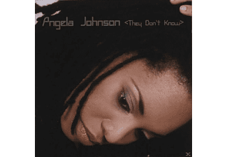 Angela Johnson - They Don't Know - (CD)