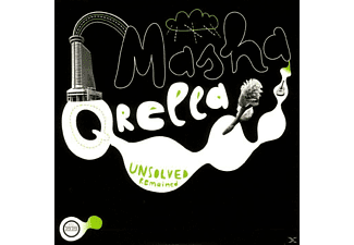 Masha Qrella - Unsolved Remained - (CD)