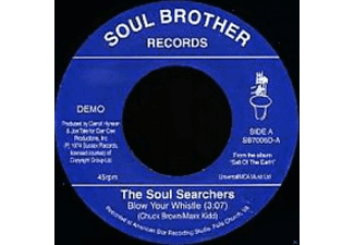 The Soul Searchers - Blow Your Whistle / Ashleys Rocachclip - (Vinyl)