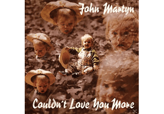 John Martyn - Couldn't Love You More - (CD)