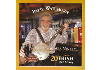 Patsy Watchorn - The Craic & Porter Too - (CD)