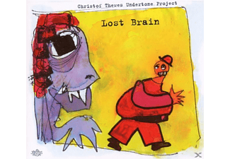 Christof / Undertone Project Thewes - Lost Brain - (CD)