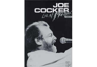 Joe Cocker - Live at Montreux 1987 [DVD]