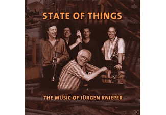 Jürgen Knieper - State Of Things - (CD)