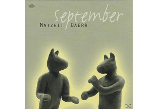 Carsten Matzeit/daerr - September - (CD)