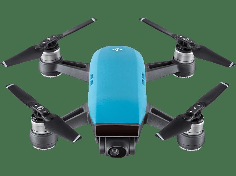 DJI Spark Sky Blue hobby   φωτογραφία drones   τηλεκατευθυνόμενα drones