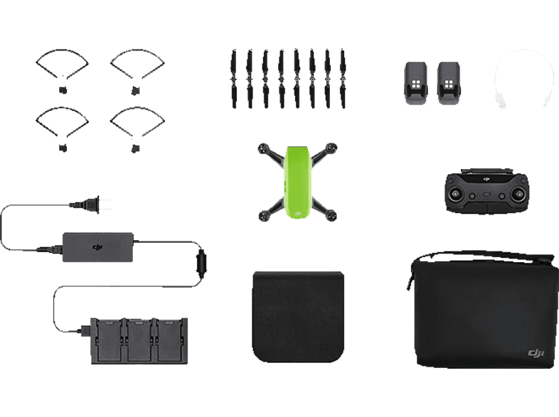 DJI Spark Meadow Green Fly More Combo hobby   φωτογραφία drones   τηλεκατευθυνόμενα drones