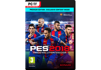 Pro Evolution Soccer 2018 - Premium Edition (PC)