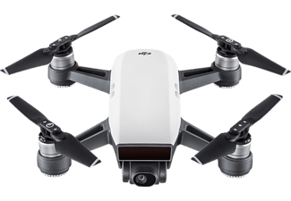 DJI Spark Alpine White Fly More Combo Drohne