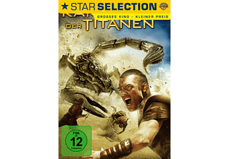 Kampf der Titanen (2010) (DVD Star Selection) - (DVD)
