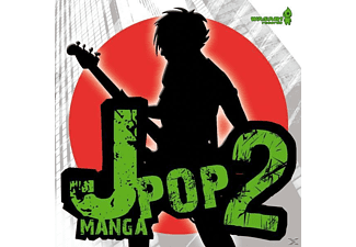 VARIOUS - J-Pop Vol.2 [CD]