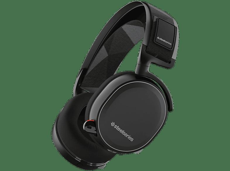 STEELSERIES Arctis 7 Black gaming απογείωσε την gaming εμπειρία ακουστικά gaming