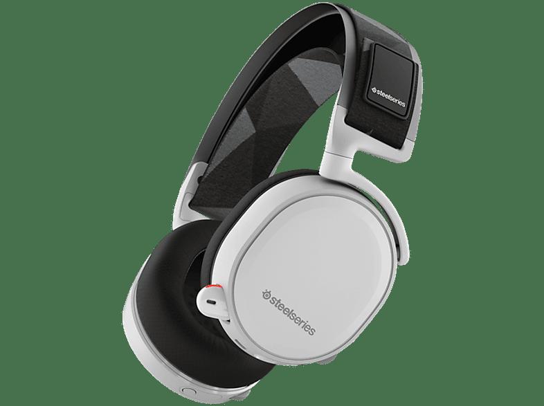 STEELSERIES Arctis 7 White gaming απογείωσε την gaming εμπειρία ακουστικά gaming