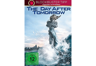 The Day After Tomorrow - (DVD)