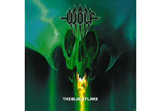 Wolf - The Black Flame - (CD)