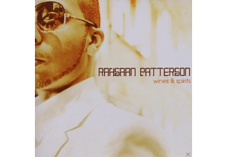Rahsaan Patterson - Wines & Spirits - (CD)