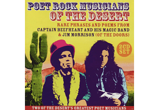 Poet Rock Musicians Of The Desert - 2 CD - Pop