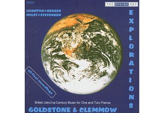 Clemmow, Goldstone & Clemmow - Explorations - (CD)