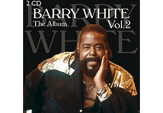 Barry White - The Album - Vol.2 [CD]