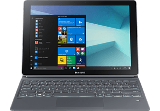 SAMSUNG Galaxy Book 12 LTE, Convertible mit 12 Zoll, 256 GB Speicher, 8 GB RAM, Core™ i5 Prozessor, Windows 10 Pro 64-bit, Silver