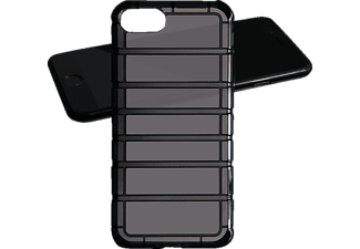 SPADA Ultra Protect Airbag Line iPhone 7/iPhone 8 Handyhülle, Jet Black