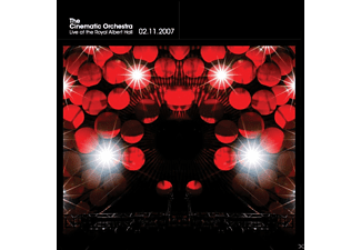 The Cinematic Orchestra - Live At The Royal Albert Hall (2lp+Mp3) - (Vinyl)