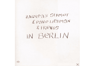 Schmidt, Andreas / Liebman, David - In Berlin - (CD)