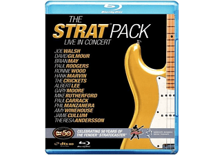 VARIOUS - The Stratpack:Live In Concert [Blu-ray]