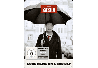 Sasha - Good News On A Bad Day(Ltd. Metal Box) - (DVD)