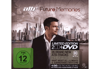 ATB - Future Memories (Limited Edition) - (CD + DVD Video)