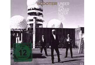 Scooter - Under The Radar Over The Top (Ltd.Ed.) - (CD + DVD Video)