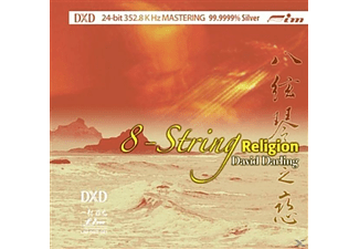 David Darling - 8-String Religion Dxd-Cd [CD]