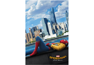 Spider-Man Homecoming Poster Teaser