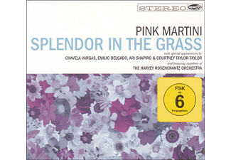 Pink Martini - Splendor In The Grass (Special Edition) [DVD]