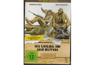 Das Krokodil und sein Nilpferd (High Definition Remastered) - (DVD)