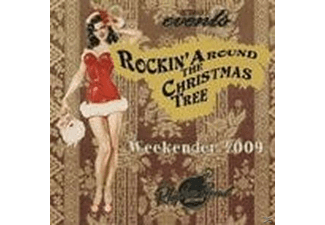 VARIOUS - Rockin' Around The Christmas Tree 2009 [CD]
