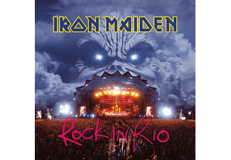Iron Maiden - Rock in Rio (Vinyl LP (nagylemez))