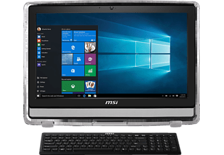 MSI Pro 22ET 6M-015DE All-in-One PC 21.5 Zoll Multi-Touch Touchscreen 3.7 GHz