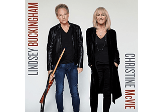 Lindsey Buckingham, Christine McVie - Lindsey Buckingham & ChristineVie (Vinyl LP (nagylemez))