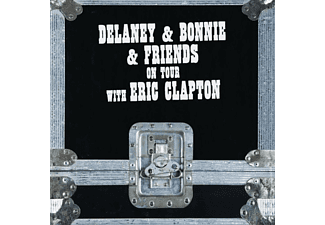 Delaney & Bonnie - On Tour With Eric Clapton (CD)